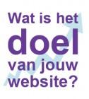 Website doel 2